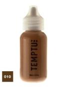 Temptu Pro Silicon Based 010 Cappuccino 120ml S/b Foundation Bottle