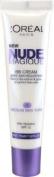 L'oréal Paris Nude Magique BB Cream Bare Skin Beautifier SPF 12 Medium Skin Tone 30ml