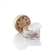 geoGiRL 2BH (To Be Honest) Mineral Powder and Puff, Light/Medium