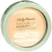Sally Hansen Natural Beauty Luminous Matte Pressed Powder Neutralizer #01 by Carmindy