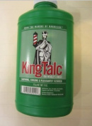 King Talc 410ml Talcum Soothing Cooling Scented Powder by King Research