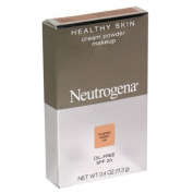 Neutrogena Healthy Skin Cream Powder Makeup SPF 20, Toasted Honey - 10ml