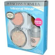 Mineral Wear, Fair Complexion Kit