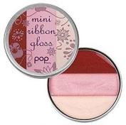 Pop Beauty Mini Ribbon Gloss - Peony Pink