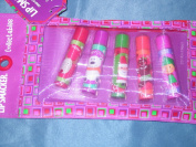 Lip Smacker Collectables - Seasons Favourites (5 Lip Glosses) with Tote