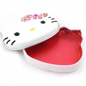 "Gloss ""Hello Kitty"" pink brown."