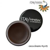 "ITAY Beauty Mineral Cosmetics Nourishing Colour Lip Pot -""Cocoa Dreams"" - 05"