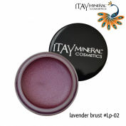 "ITAY Beauty Mineral Cosmetics Nourishing Colour Lip Pot ""Lavender Burst"" - 02"