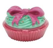 KOREAN COSMETICS, ENPRANI_ HolikaHolika, Dessert Time Lip Balm 7g # 02 Pink cupcake (sweet watermelon-scent)[001KR]