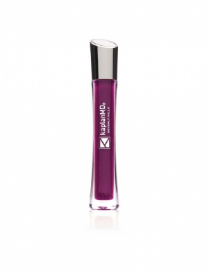 Kaplan MD Lip 20 Peppermint Treatment Gloss, Plum Sparkle, 5ml