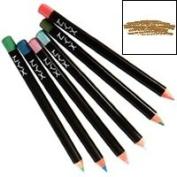 NYX Cosmetics Slim Lip Pencil - Soft Brown