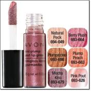 Avon Mini Plump Pout Lip Gloss Pink Pout