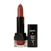 NYX Cosmetics Diamond Sparkle Lipstick - Walnut