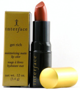 Interface Get Rich Moisturising Matte Lipcolor - Fired Up
