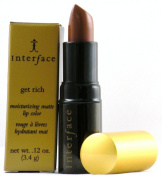 Interface Get Rich Moisturising Matte Lipcolor - Hypnotic