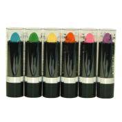2nd Love Aloe Vera Colour Change Mood Lipstick Assorted Lipsticks 6 pc