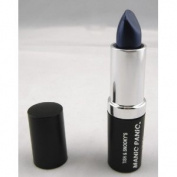 Manic Panic After Midnight Blue Lipstick Metallic Goth Makeup