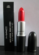 MAC Matte Lipstick - Lady Danger