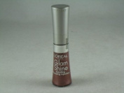 Loreal Glam Shine Dazzling Volumizing Lipcolor, #725 Rebel [Health and Beauty]