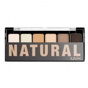 NYX Cosmetics Natural Eye Shadow Palette TNS01