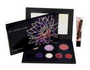 Lauren Luke Lauren Luke Full Face Makeup Palette and My Glossy Lips, Ll801-04 My Fierce Violets, 340ml