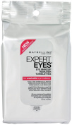 Maybelline Expert Eyes Eye Makeup Remover Towelettes 50ct