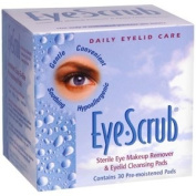 EYESCRUB PREMOISTENED PADS 30 EACH