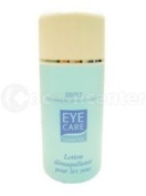 Eye Care Cosmetics Eye Make-Up Remover Lotion 125ml Water Base Blue