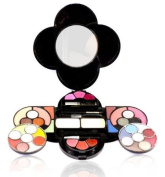 SHANY Makeup set - Eyeshadows, blush, lip gloss, mascara and more