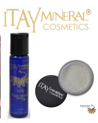 ITAY Mineral Cosmetics Liquid Sparkle Bond + Glitter Powder G1 White