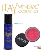 ITAY Mineral Cosmetics Liquid Sparkle Bond + Glitter Powder G7 Piz-zaz