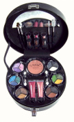 Shany Carry All Crocodile Design Professional Makeup Kit Gift Set
