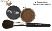 "ITAY Beauty 100% Natural Mineral 9gr Colour - MF23cm Taramisue"" Foundation + * * Application Brush"