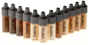 TEMPTU PRO - 12 Colour DURA Total Skin Foundation Starter Set in 1/120ml Bottles