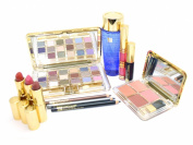 ESTEE LAUDER MAKEUP EYESHADOW BLUSH KIT COMPACTS EYELINERS LIPSTICKS GLOSSES