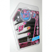 Ghoulishly Fabulous Monster High Nail Set - 10 Stick on Mails SET 3033