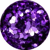 [erikonail] ERI-170 Metallic Light Purple Hologram Glitter 2mm