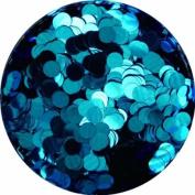 [erikonail] ERI-174 Metallic Sky Blue Hologram Glitter 2mm