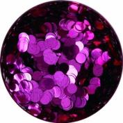 [erikonail] ERI-176 Metallic Pink Hologram Glitter 2mm