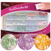 CinaPro Nail Creations Pearl Decoration Kit