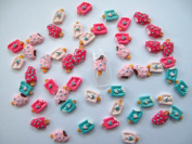 Nail Art 3d 50 Mix B Ice-Cream for Nails, Cellphones