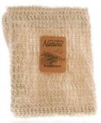 New England Naturals Earthline Exfoliating Sisal Soap Saver Bag - Gentle Textured