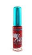 L.A. Colours Art Deco Nail Art 905 Red Glitter