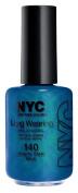 Long Wearing Nail Enamel 140B EMPIRE STATE BLUE by N.Y.C.
