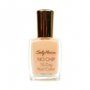 Sally Hansen NO CHIP 10 Day Nail Colour 09 Surely Ivory
