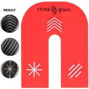 China Glaze Magnetix Magnet - 3 Designs