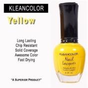 Kleancolor - Nail Polish - Neon Yellow