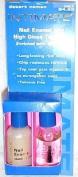 Intimate Nail Enamel and High Gloss Top Coat Vitamin E