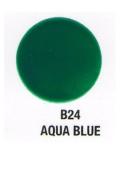 Verity Nail Polish Aqua Blue B24
