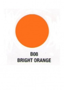 Verity Nail Polish Bright Orange B08